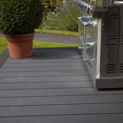 HD Deck XS Lava BBQ 5